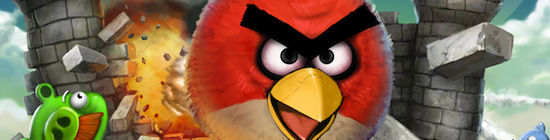 Angry Birds Rompe record en Android