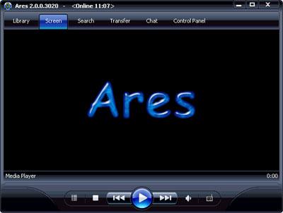Ares el mejor programa para descargar musica