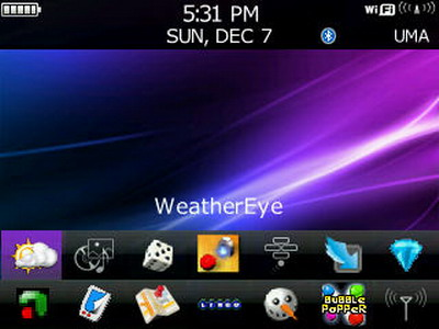 Themes gratis para BlackBerry