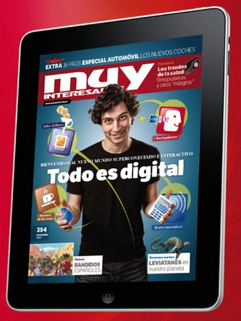 Descargar Revistas iPad